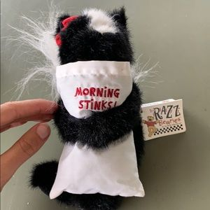 Skunk 🦨 stuffed animal